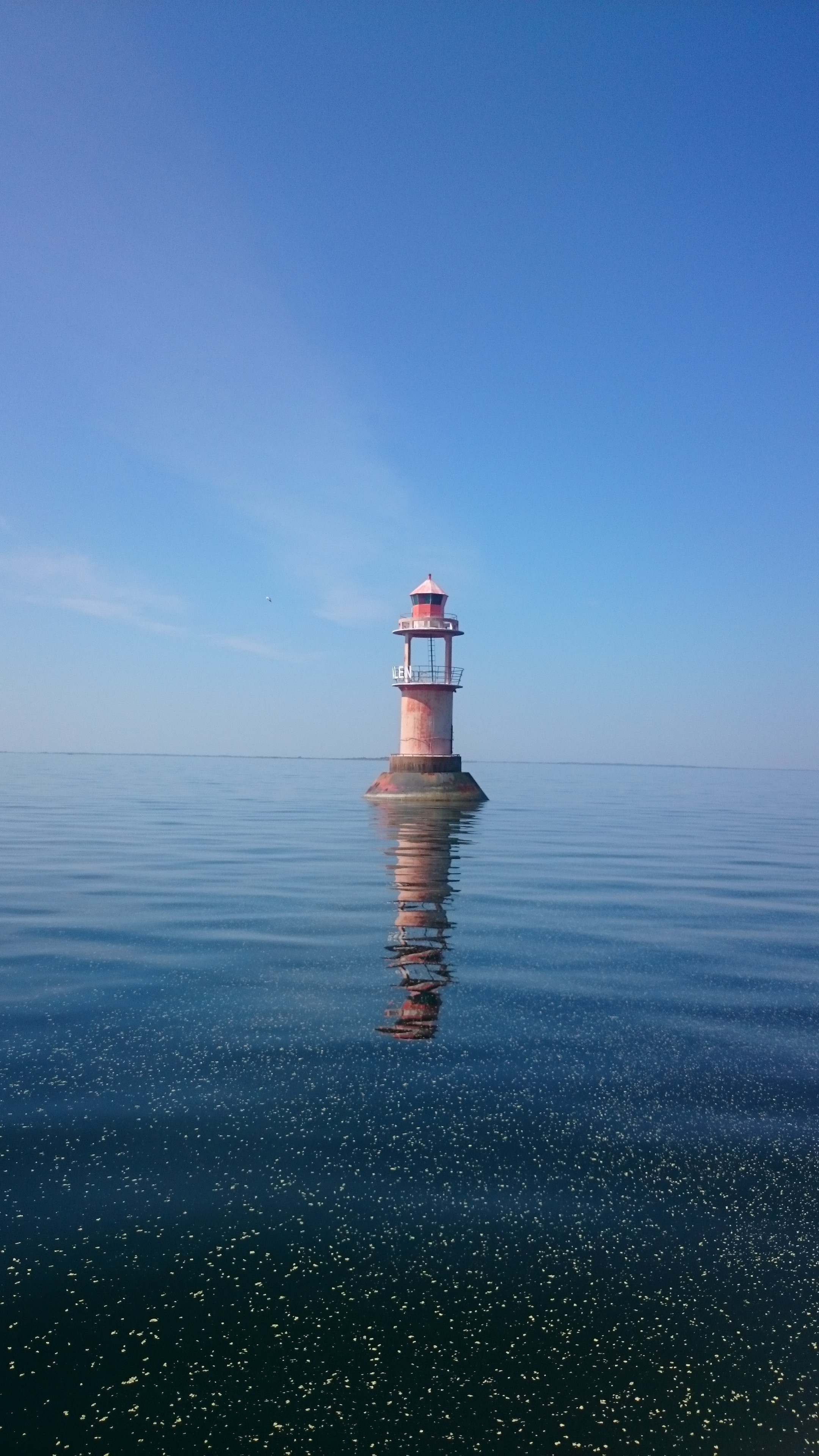Laser scanning and 3D modelling of the Gustaf Dalen lighthouse in Turku archipelago, Finland