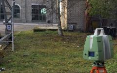 Noblessneri valukoja laserskaneerimine