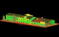 Raikküla kultuurikeskuse laserskaneerimine ja 3D mudeli koostamine