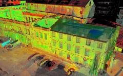 Rotermanni kvartali hoonete laserskaneerimine, Rotermanni 6 Tallinn