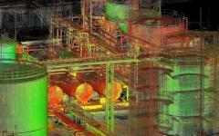 VKG torustike laserskaneerimine