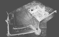 Haapsalu piiskopilinnuse laserskaneerimine