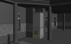 Kaasani kiriku 3D modelleerimine