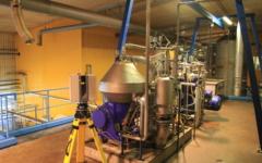 Scanola Baltic AS tehase torustiku ja mahutite laserskaneerimine